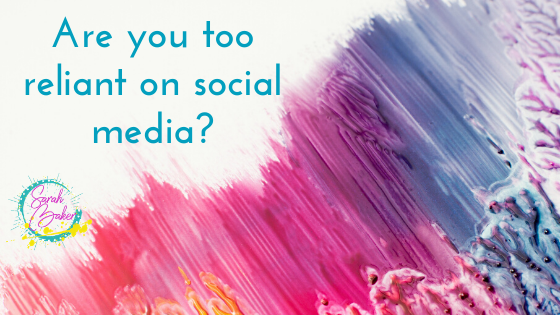 Are you too reliant on social media?