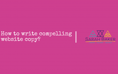How to write compelling website copy